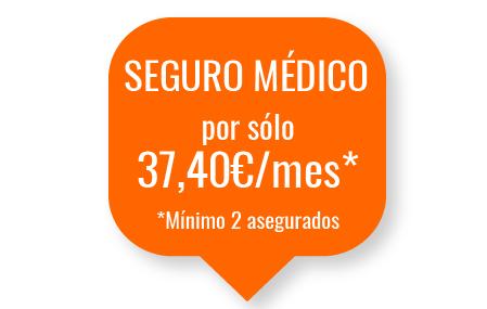 Oferta exclusiva en seguros de Salud Asisa hasta el 31 de julio