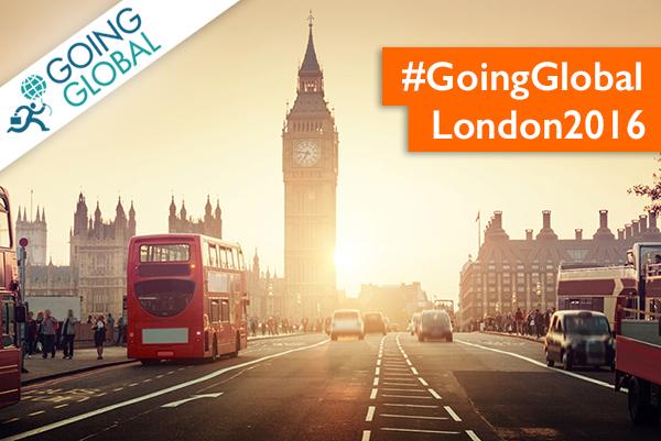 CINC será expositor en la feria internacional Going Global de Londres