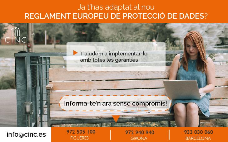 ¿Te has adaptado ya al Reglamento Europeo de Protección de Datos?