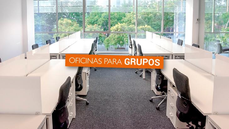 Oportunidad: Disponibles amplias oficinas para grupos